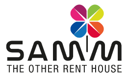 Logo SAMM - The other rent house